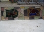 6x raam panelen