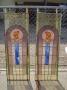 jugendstil deur panelen
